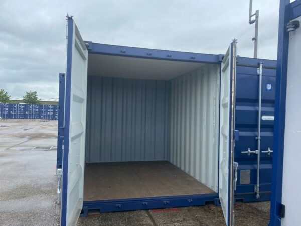 10ft New Container for sale in Blue Internal