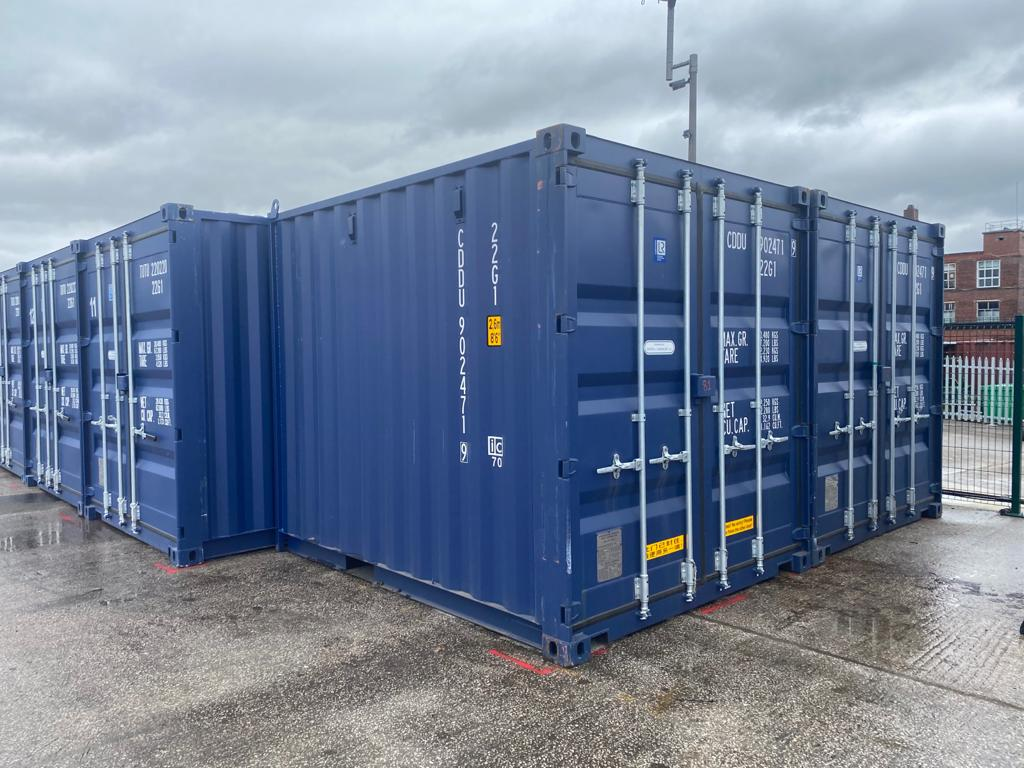 New 10ft Containers