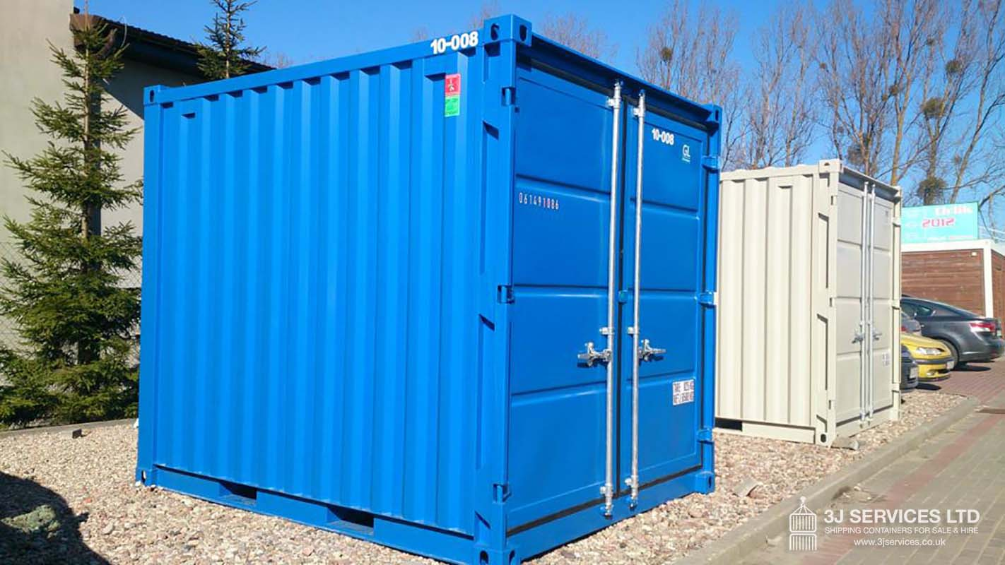 10ft shipping container for sale Aberdeen Scotland