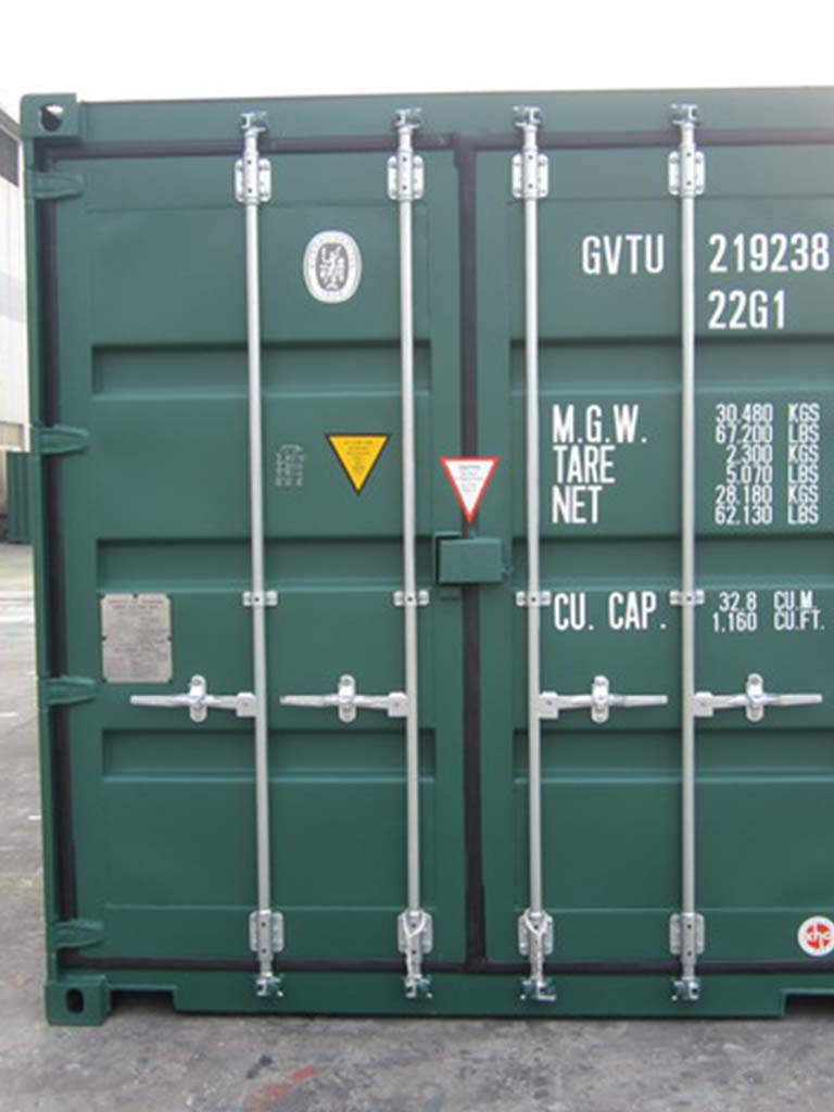 20 foot new tunnel Container Aberdeen for Sale