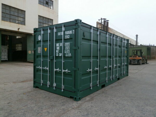 20ft Containers with Side Access for sale - Side Loader