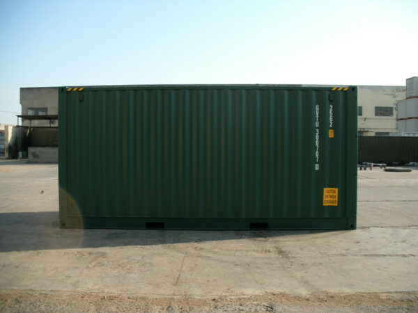 20ft High Cube Containers side access for sale UK left side