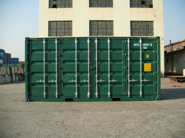20ft High Cube Shipping Container for sale UK side access right side