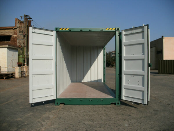 20ft High Cube Steel Containers for sale UK OPEN Side Access DOORS