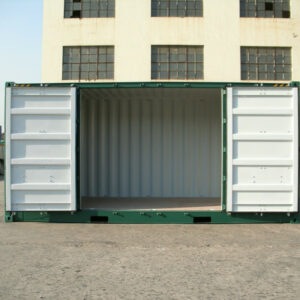20ft High Cube Storage Container for sale UK OPEN SIDE DOORS