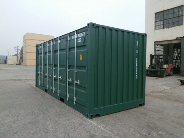 20ft Steel Container with Side Access for sale - Side Loader