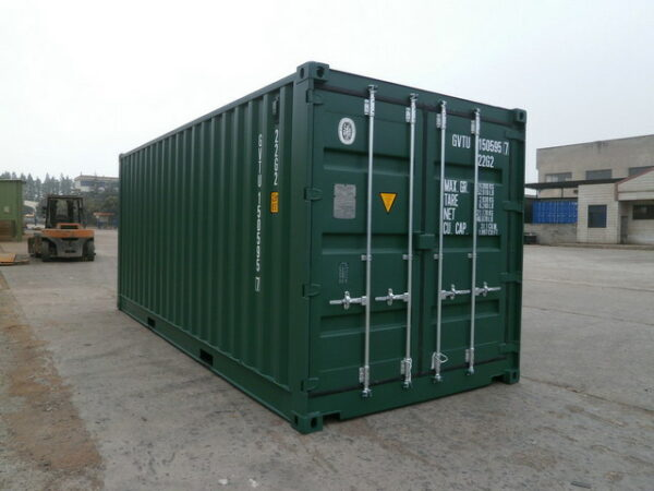 20ft Storage Container with Side Access for sale - Side Loader