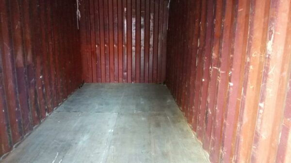 20ft Used Container Harvest Gold Internal Manchester UK