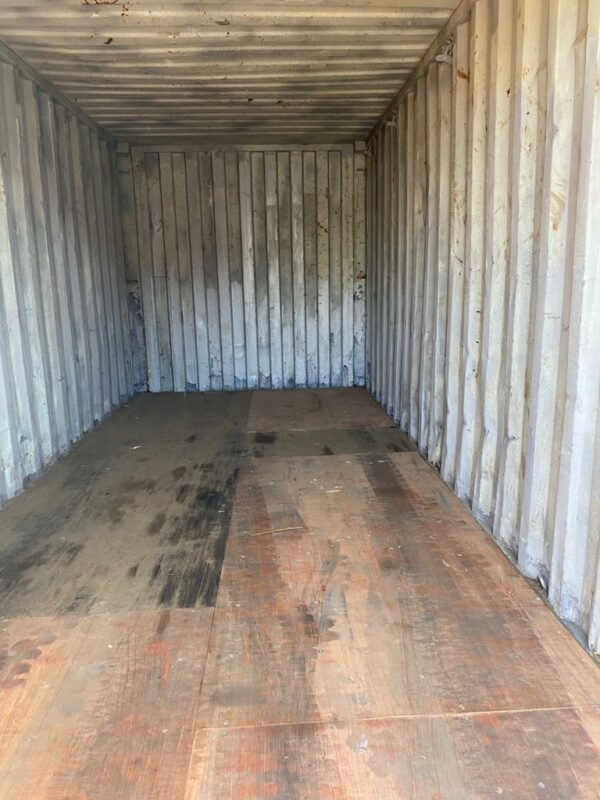 20ft Used Container for sale Internal Birmingham UK