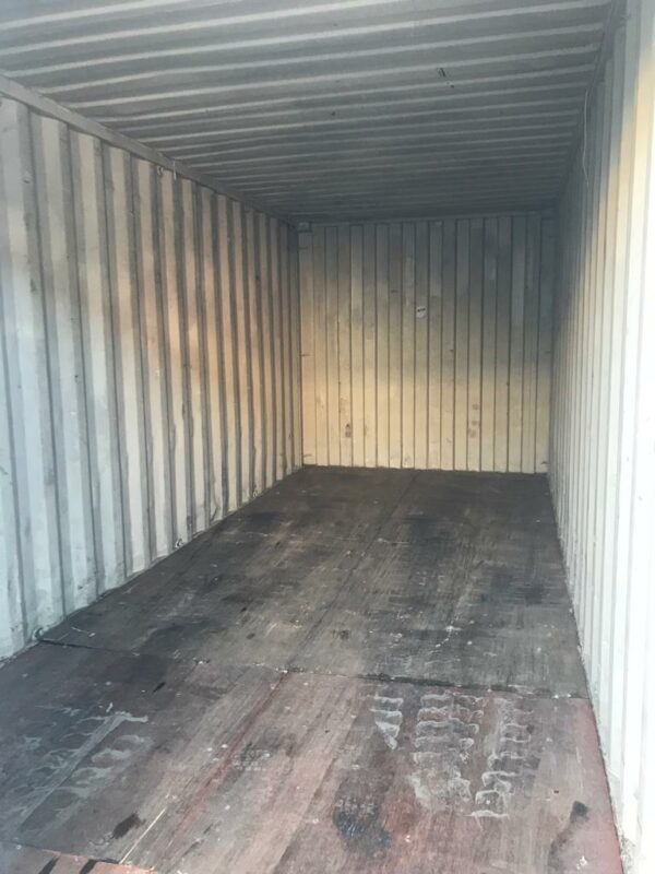 20ft Used Container for sale Internal Southampton UK
