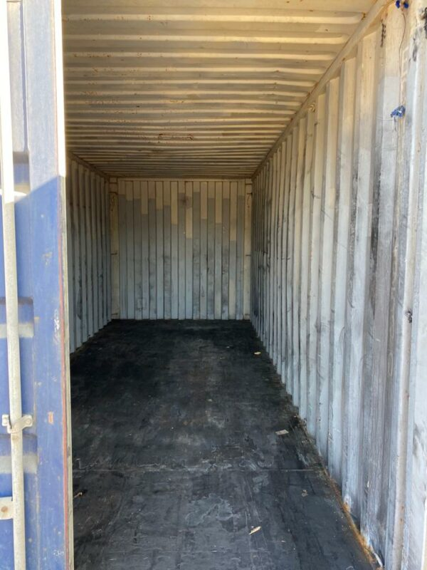 20ft Used Container for sale Sheffield Internal UK