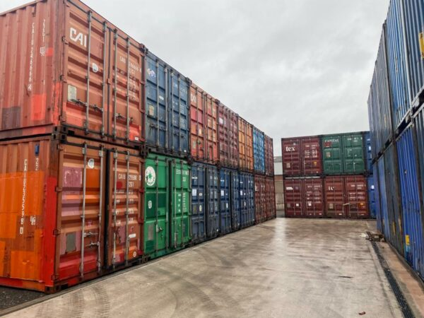 20ft Used Containers for sale Depot delivery
