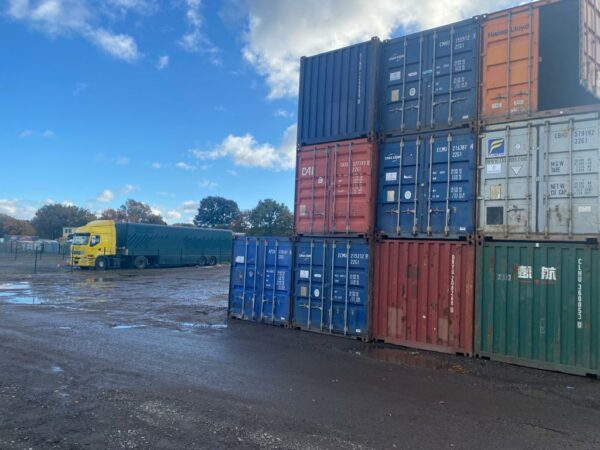 20ft Used Containers for sale Farnham Depot