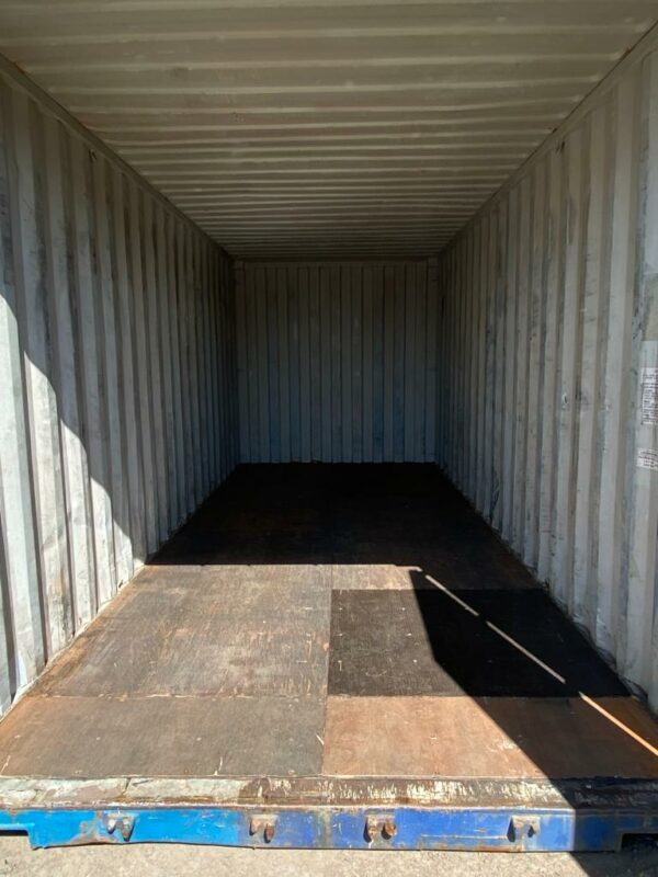20ft Used Containers for sale Internal Liverpool UK