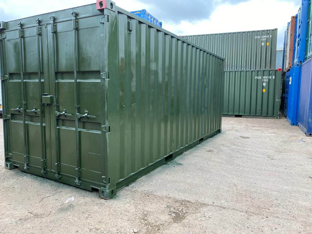 Used 20ft Containers for Sale