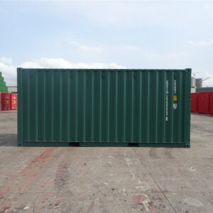 20ft shipping container for sale left side uk