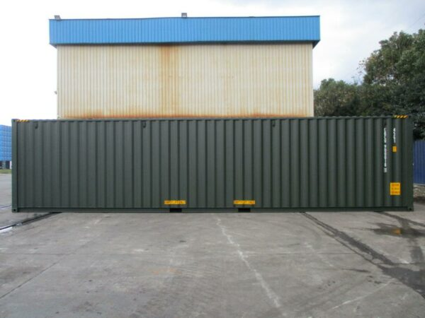 40ft New High Cube Steel Containers for sale in Green United Kingdom