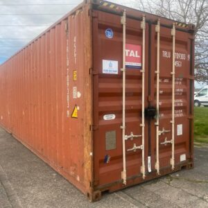 Used 40ft Containers for Sale