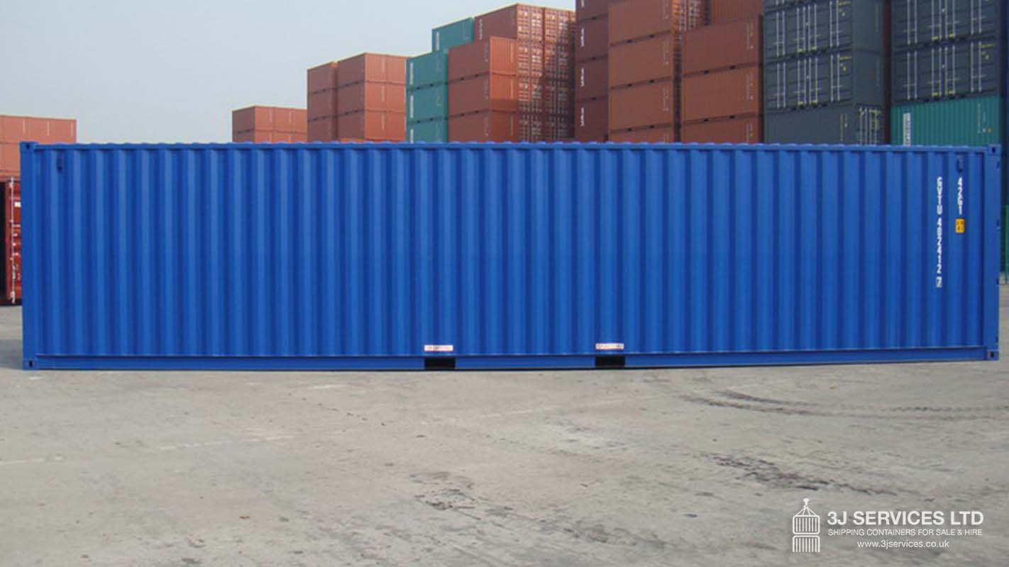 40ft shipping container for sale uk