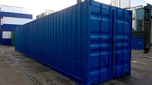 Used Repainted 40ft Storage Containers for sale