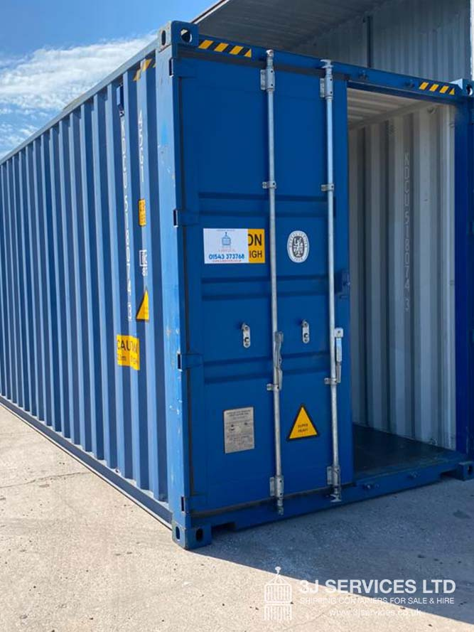 metal container for sale Leyton London