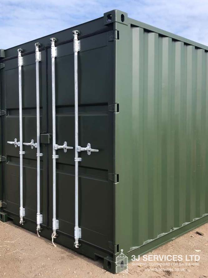 metal storage container for sale Leyton London