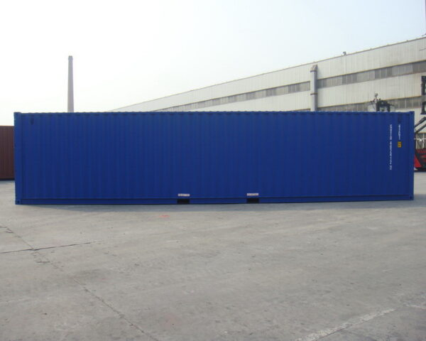 new 40ft container for sale UK right side