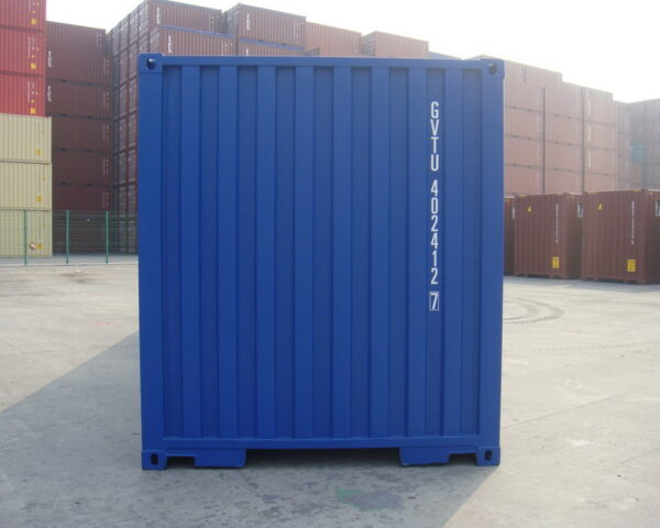 new 40ft storage container for sale UK front