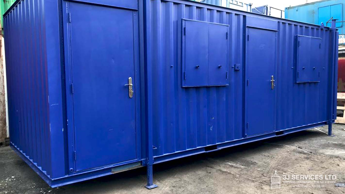Leyton office container for sale London