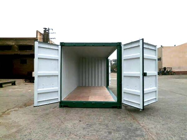 20ft duel entry side loadering container for sale