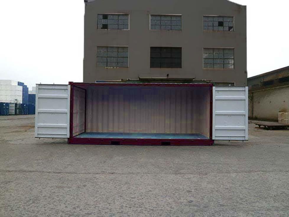 40ft side loader container for sale online
