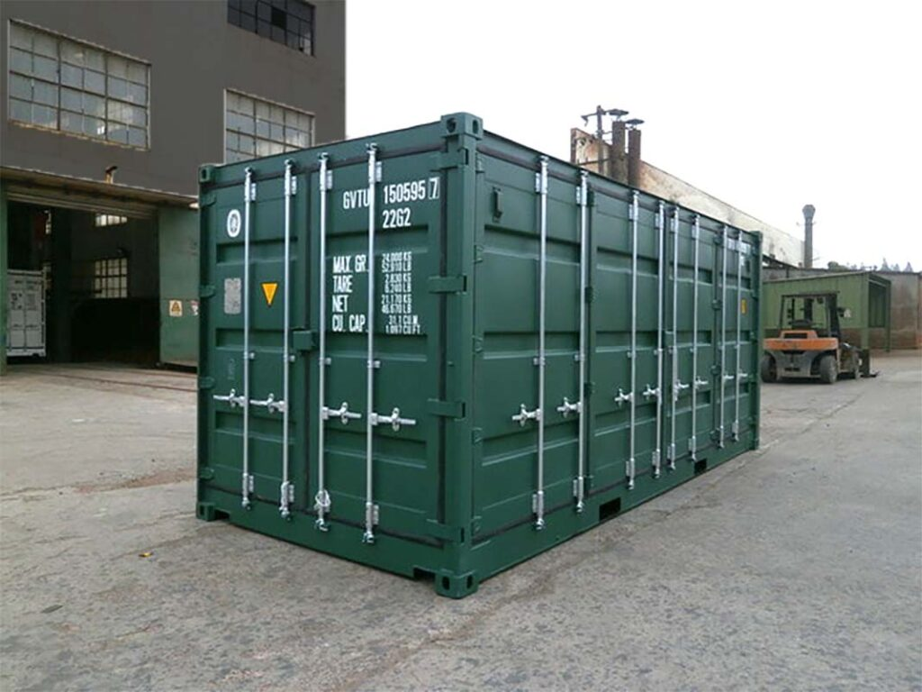 side loading shipping container buy