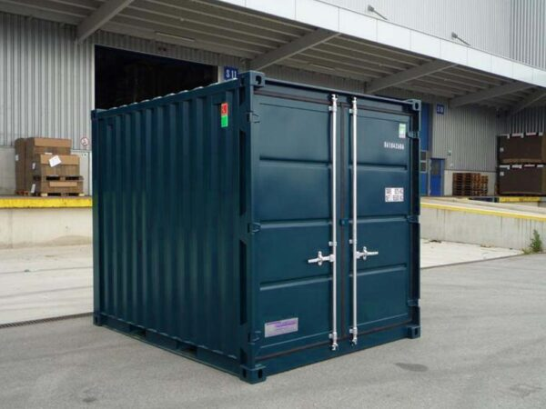 10ft Converted Container Laboratory and Tool Store West Midlands