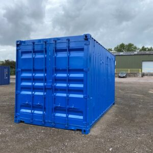 12ft Used Cutdown Medium Container Size for sale