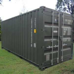 20ft Shipping Container Garden shed store sale Shropshire