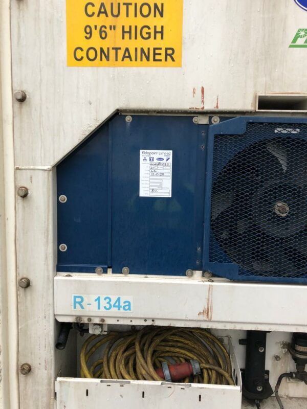 20ft Used Refrigerated Container for sale online