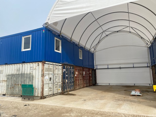 20ft container offices uk