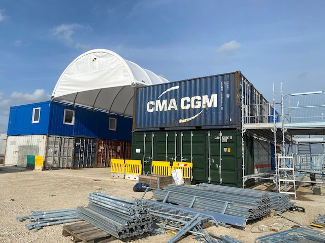 20ft container office facilty UK