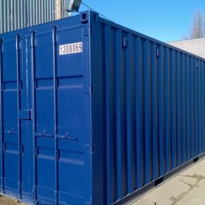 20ft used shipping containter for sale bristol painted