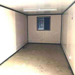 20ft x 8ft second hand portable office cabin for sale uk portable accommodation container