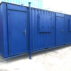 24ft container canteen west midlands