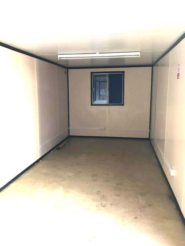 24ft x 9ft second hand portable office cabin for sale uk portable accomodation container