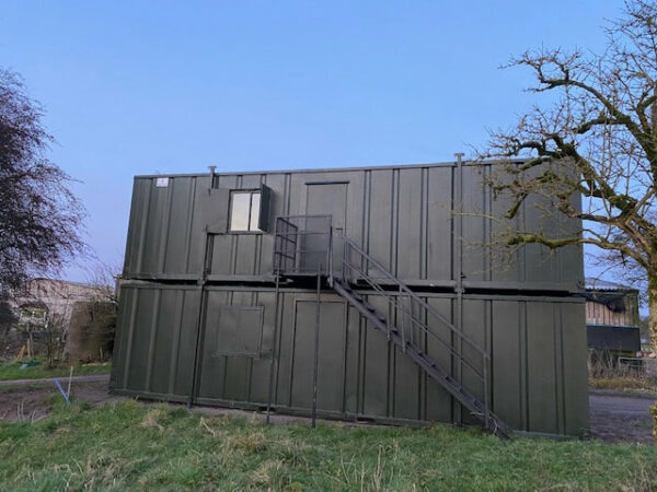 32ft container offices bristol