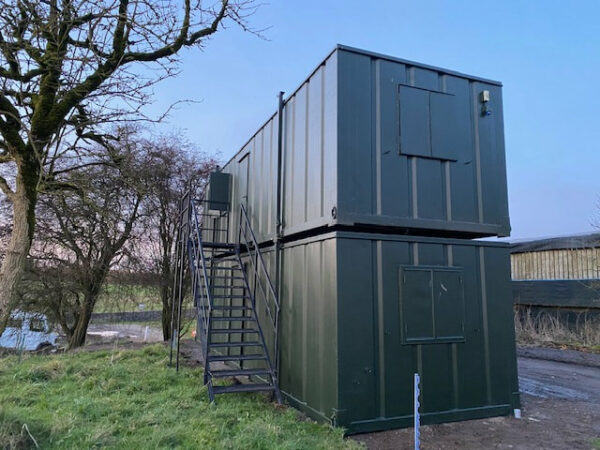 32ft modified container offices bristol