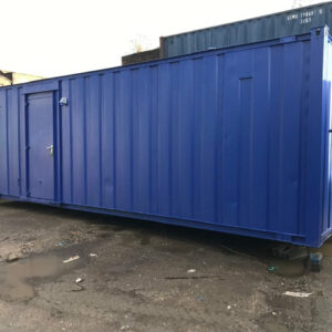 32ft open plan container canteen west midlands