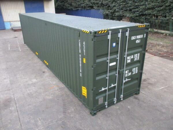 40ft overflow Storage Container West Midlands