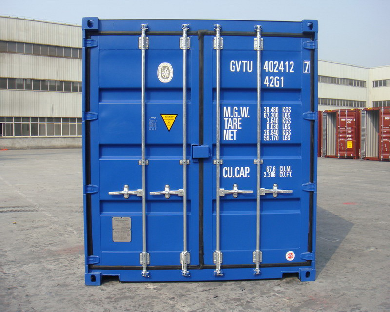 40ft overflow storage container for sale west midlands