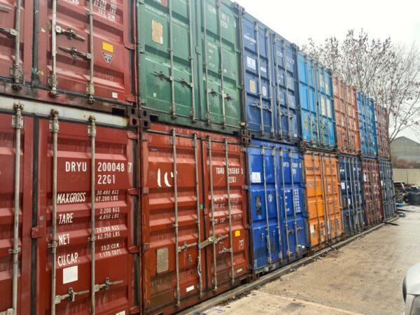 Shipping Container Depot locations
