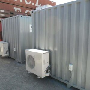 aircon for containers uk