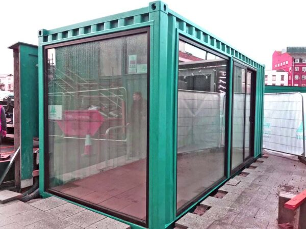 bespoke custom container size for sale uk
